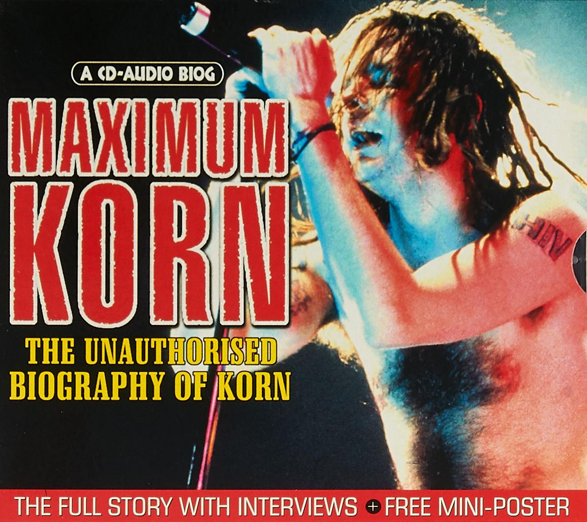 цена Korn Korn. Maximum Korn онлайн в 2017 году