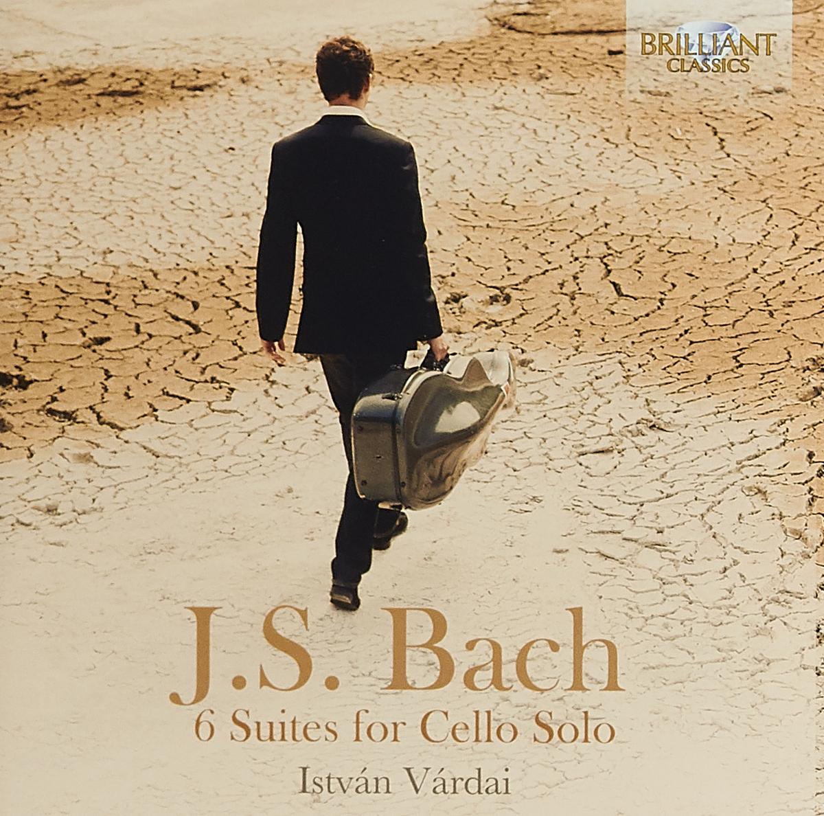 лучшая цена Иоганн Себастьян Бах J.s. Bach. 6 Suites For Solo Cello B (2 CD)