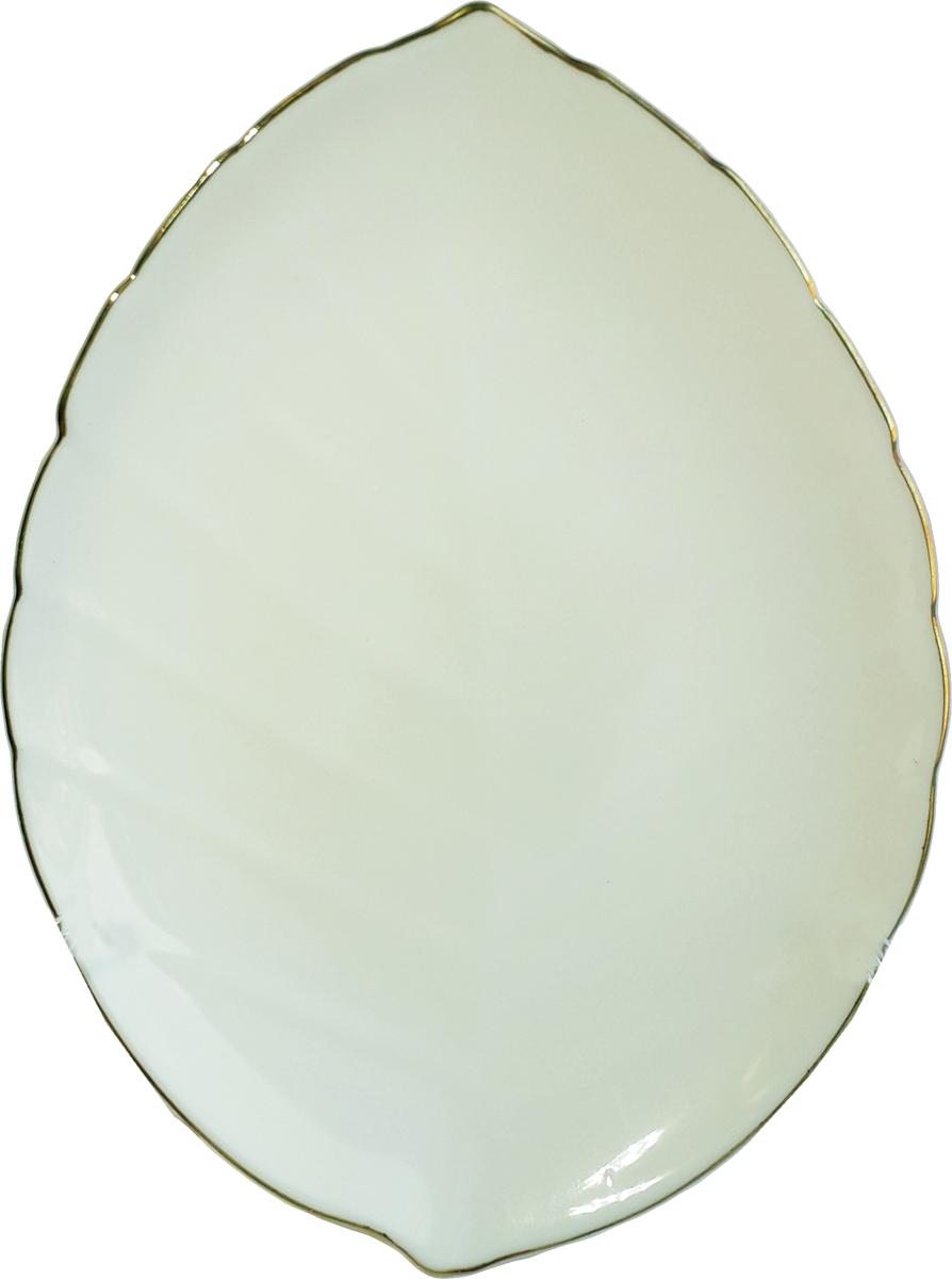 Тарелка десерная Chinbull Овацио, 19 х 14 см тарелка глубокая chinbull грация диаметр 23 см