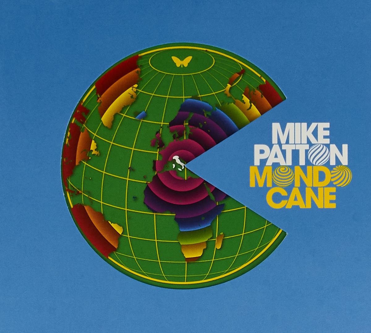 Майк Пэттон Mike Patton. Mondo Cane радиотелефон gigaset a415 a черный a415 am