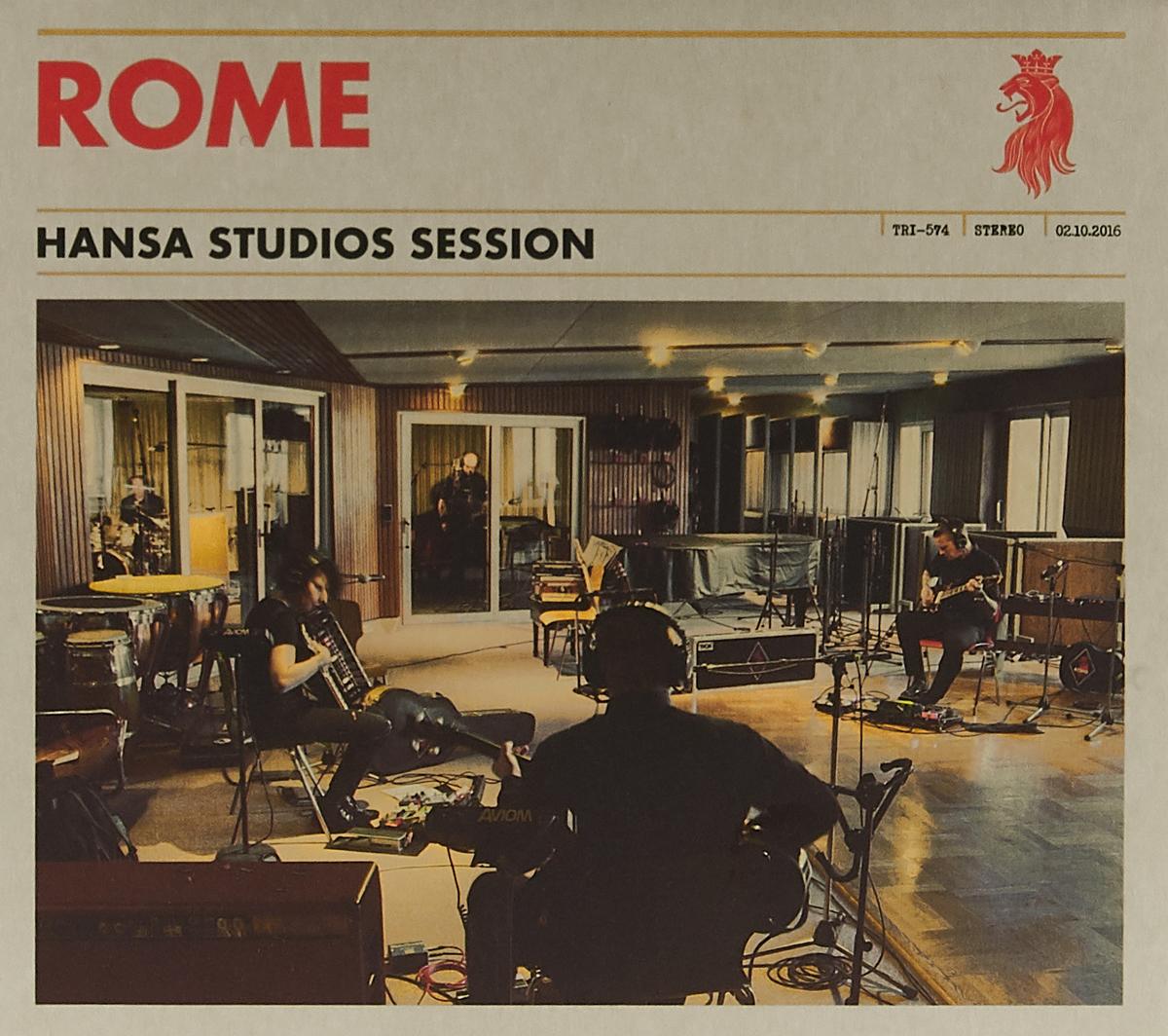 где купить Rome Rome. Hansa Studios Session по лучшей цене