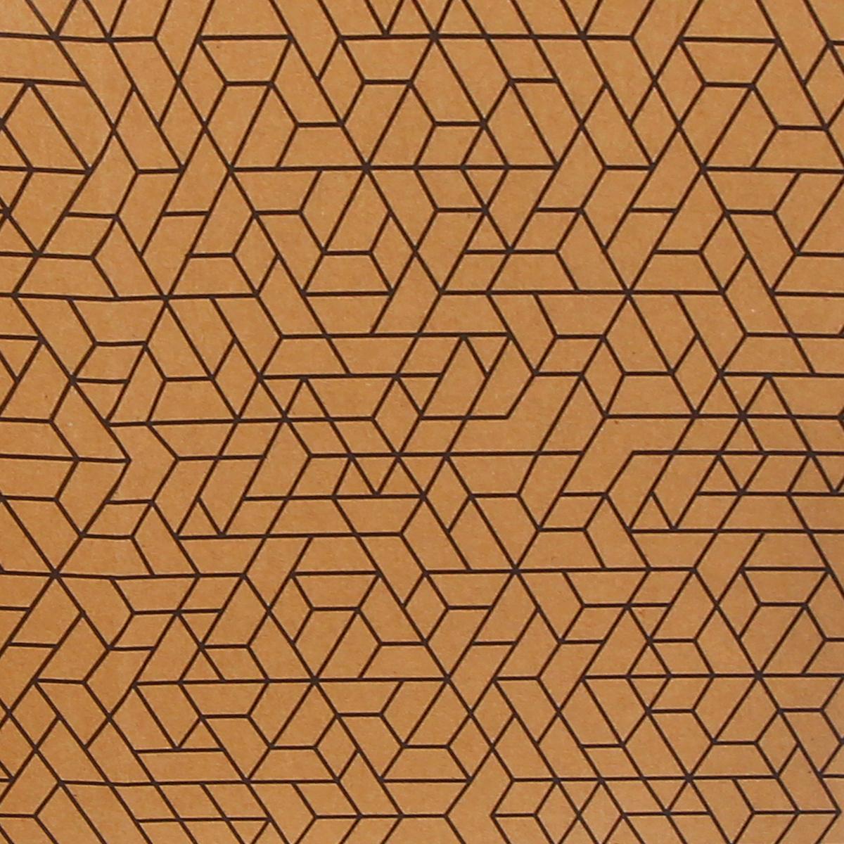 Арт Узор Органайзер для папок Геометрия 24,6 х 30,1 х 9,6 см Арт Узор
