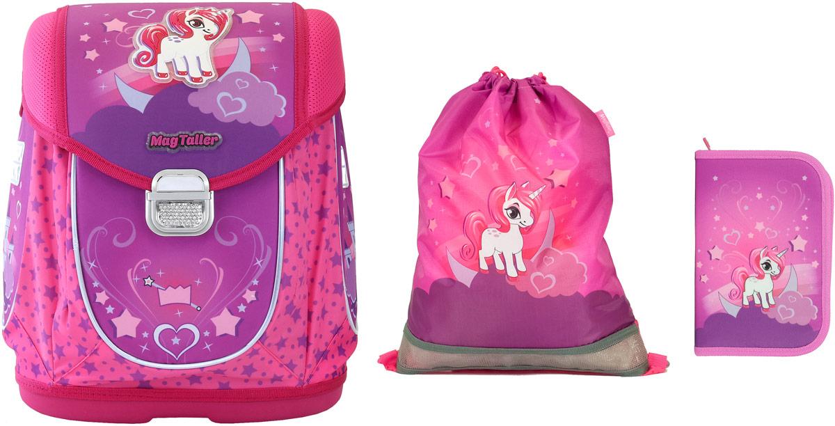 Ранец школьный MagTaller школьные рюкзаки spiegelburg школьный ранец pferdefreunde ergo style plus с наполнением 10572