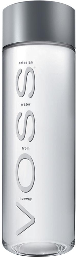 Voss Вода негазированная питьевая природная артезианская первой категории, 0,5 л