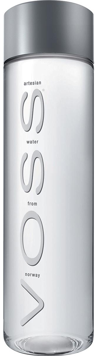 Voss Вода негазированная питьевая природная артезианская первой категории, 0,33 л
