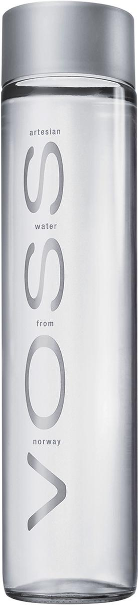 Voss Вода негазированная питьевая природная артезианская первой категории, 0,8 л