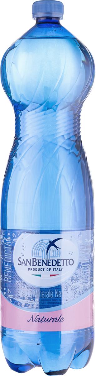 San Benedetto Вода негазированная минеральная природная питьевая столовая, 1,5 л