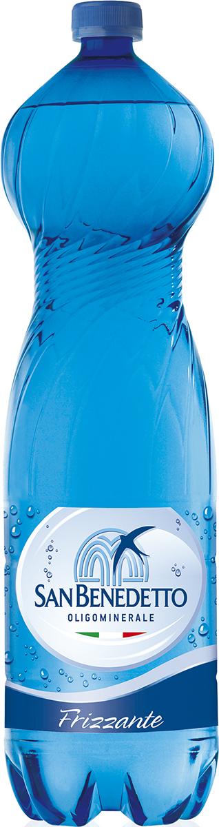 San Benedetto Вода газированная минеральная природная питьевая столовая, 1,5 л