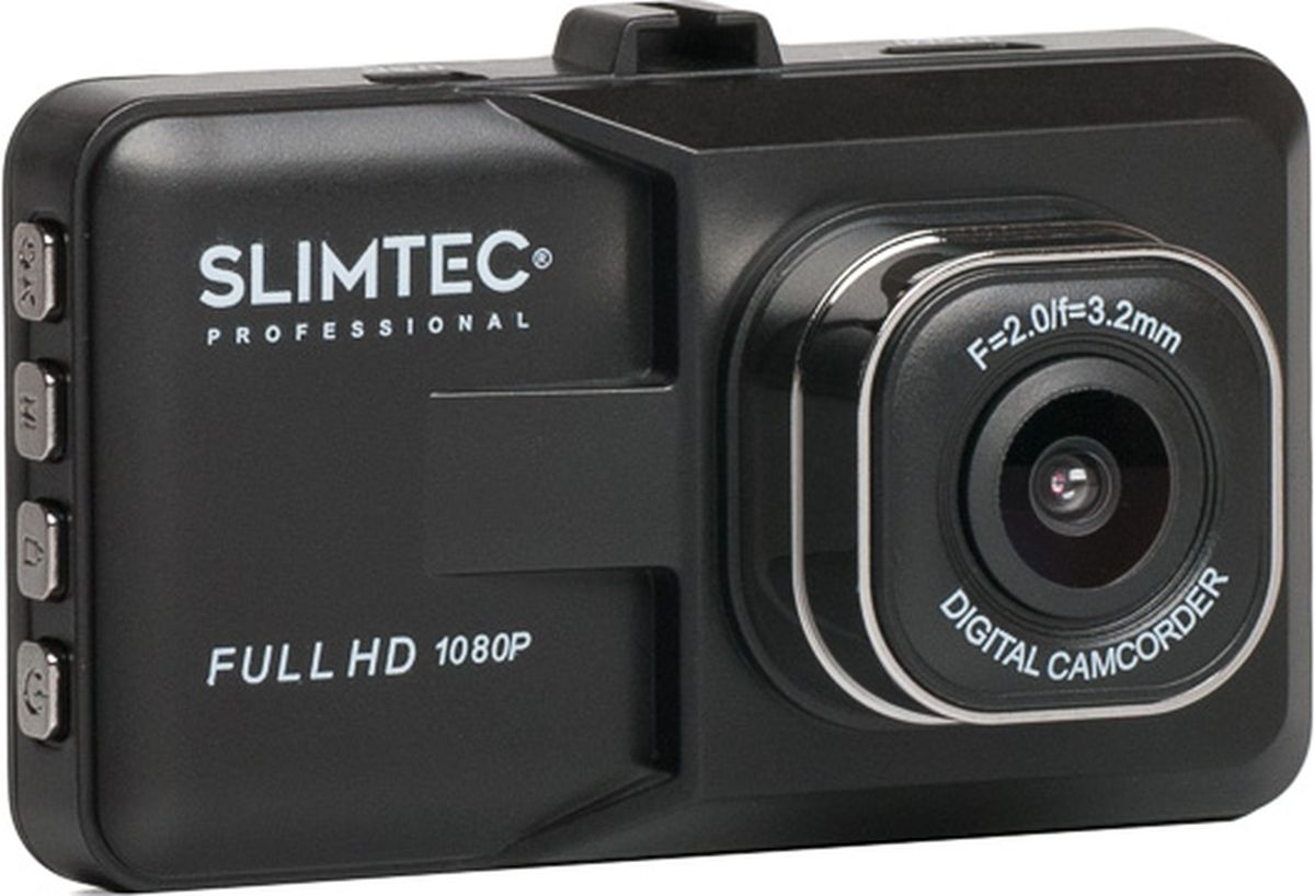 Slimtec Neo F2, Black видеорегистратор видеорегистратор зеркало slimtec dual m7