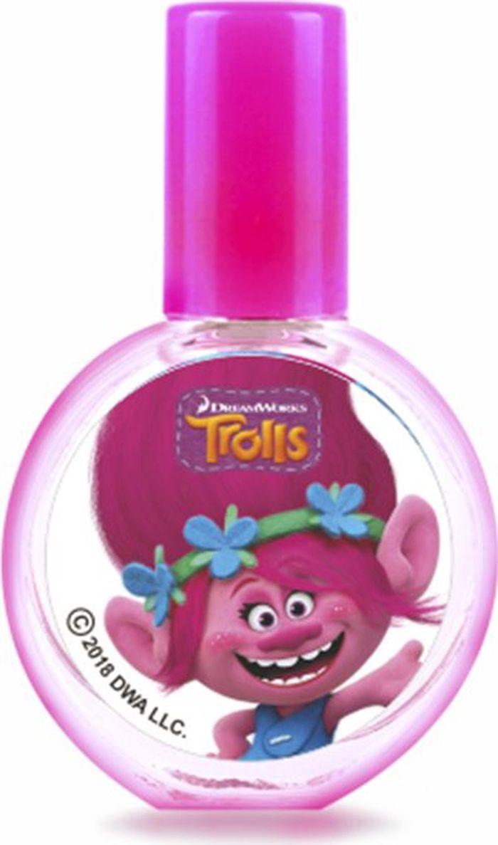 Trolls Детская душистая вода Розочка, 23 мл мармелад trolls клубничка из свежих ягод 105 г