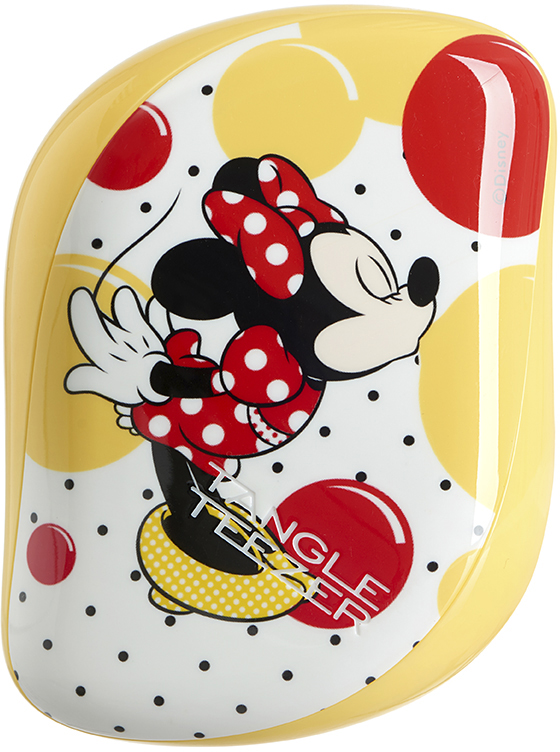 Tangle Teezer Расческа Compact Styler Minnie Mouse Sunshine Yellow