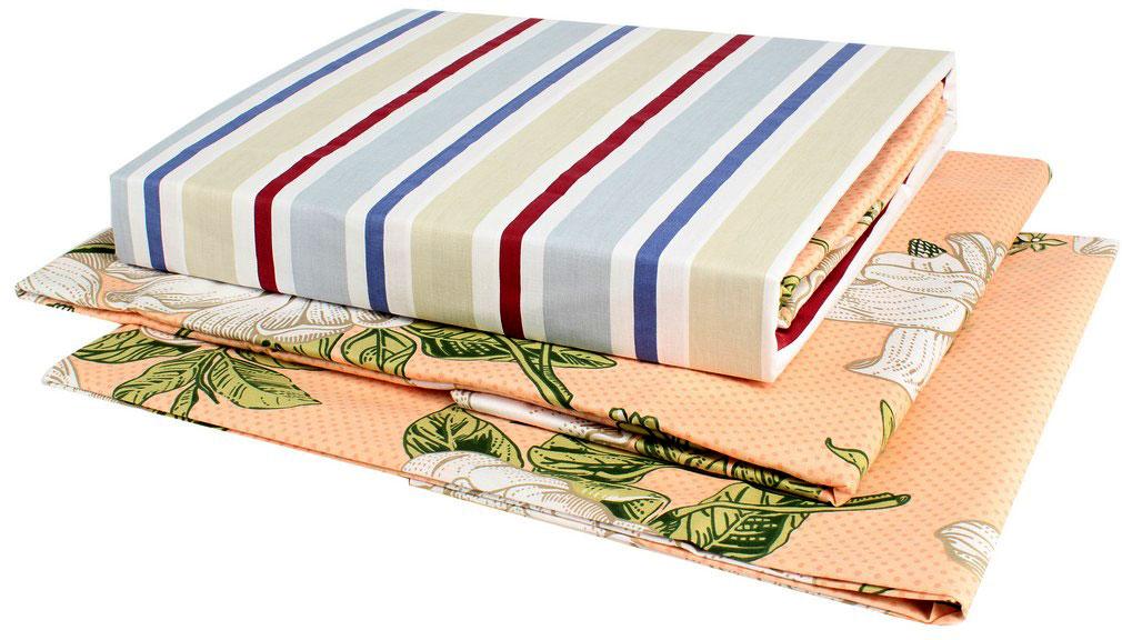 Комплект постельного белья Eleganta Calanthia, евро, наволочки 70 x 70 см