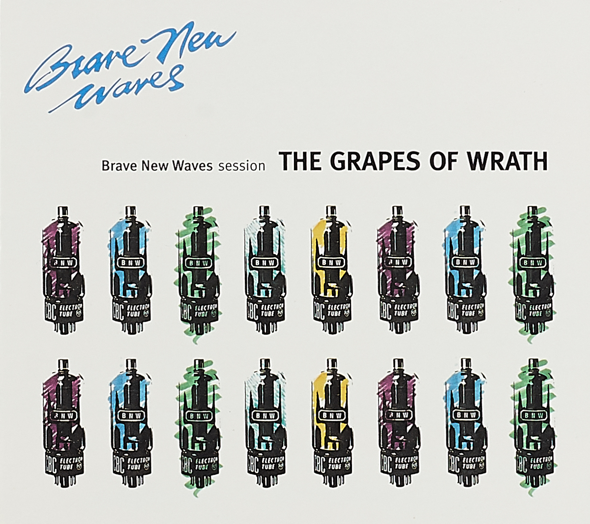 Grapes Of Wrath. Brave New Waves Session