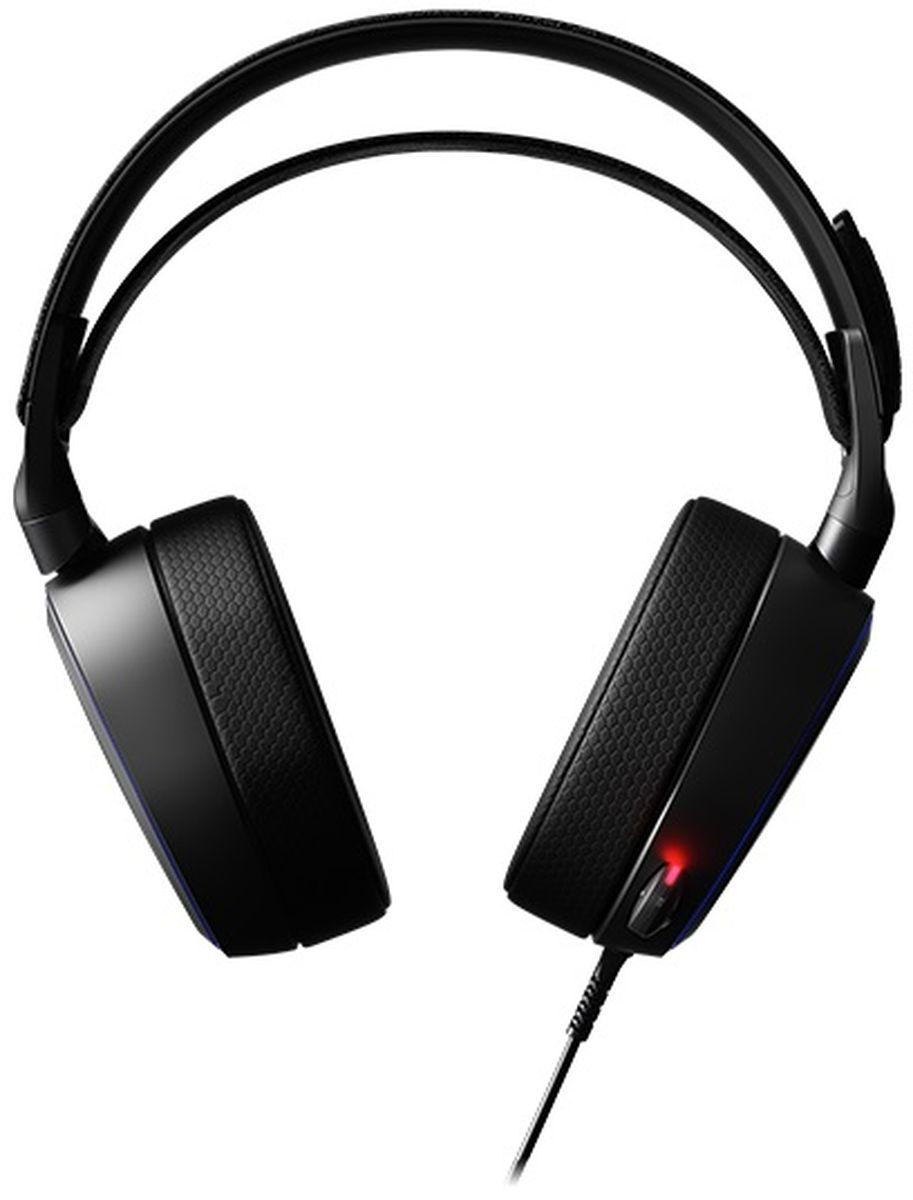SteelSeries Arctis Pro 61486, Black игровые наушники мониторы