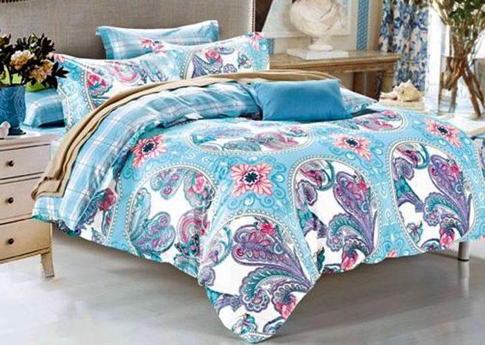 Комплект постельного белья Eleganta Nichola, евро, наволочки 70 x 70 см
