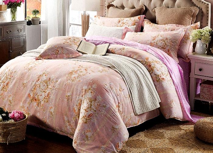 Комплект постельного белья Eleganta Candis, семейный, наволочки 70 х 70 см