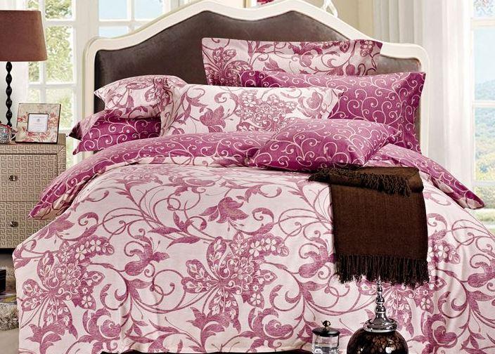 Комплект постельного белья Eleganta Juliet, семейный, наволочки 70x70