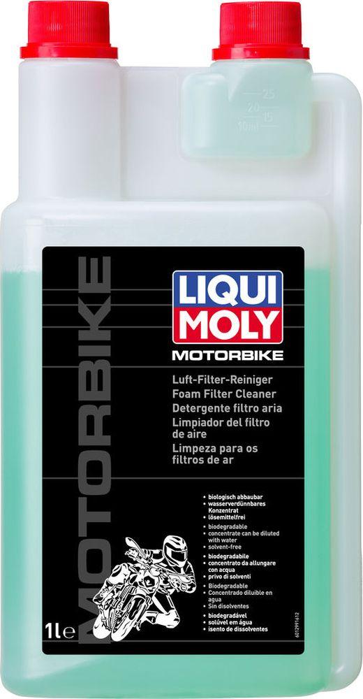 Очиститель воздушных фильтров мототехники Liqui Moly Motorbike Luft-Filter-Reiniger, концентрат цена