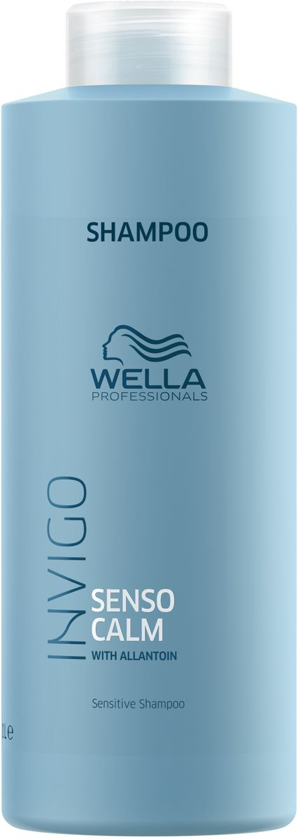 Wella Invigo Senso Calm Шампунь для чувствительной кожи головы, 1 л
