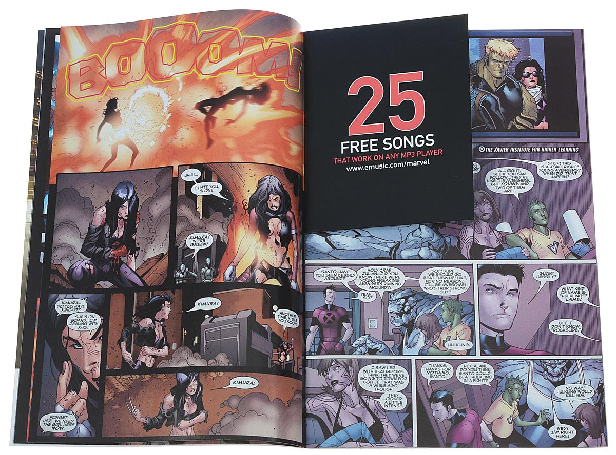 New X-Men #34 New X-Men #34. ...
