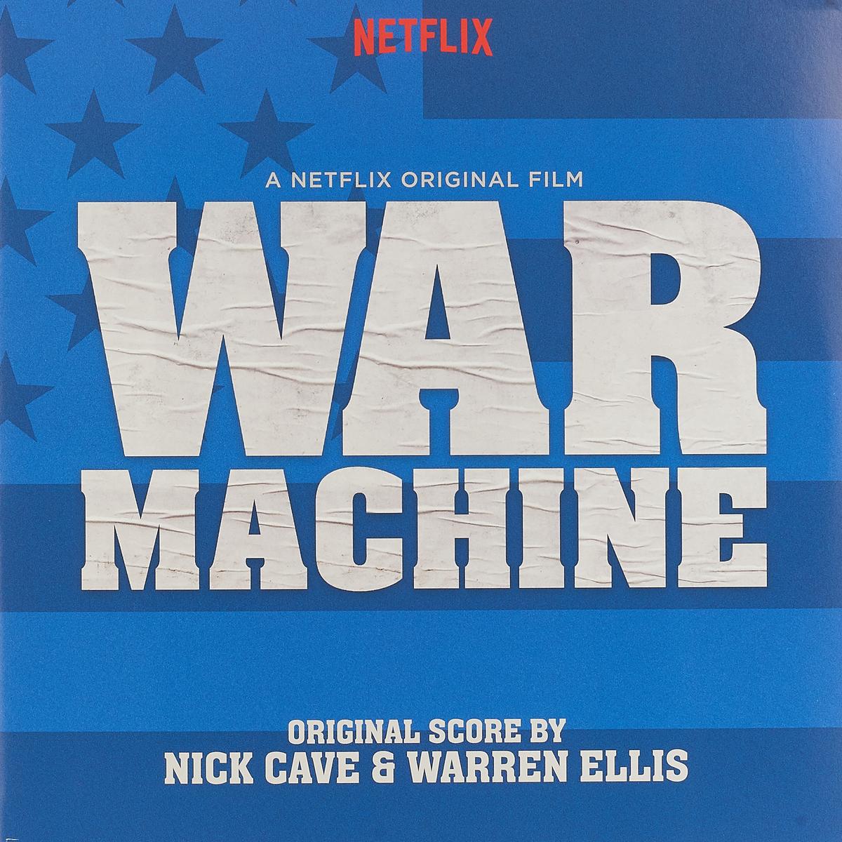 Ник Кейв,Уоррен Эллис Nick Cave & Warren Ellis. War Machine (A Netflix Original Film Soundtrack) (2 LP) виниловая пластинка nick cave ellis warren kings ost