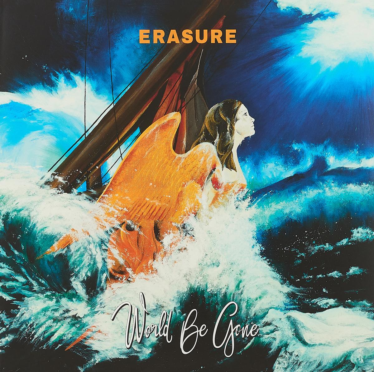 Erasure Erasure. World Be Gone (LP)