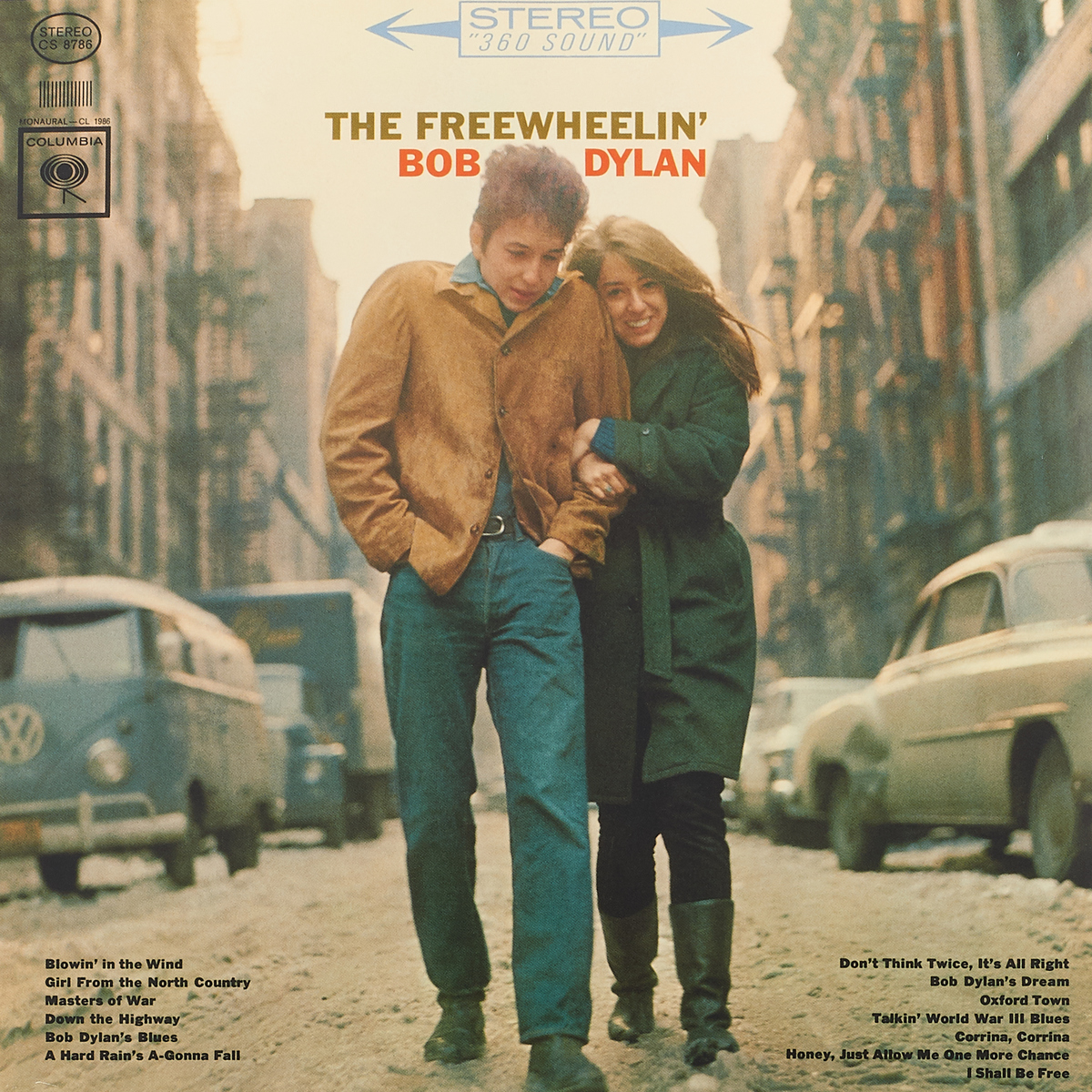 Боб Дилан Bob Dylan. The Freewheelin' Bob Dylan (LP) боб дилан bob dylan the collection