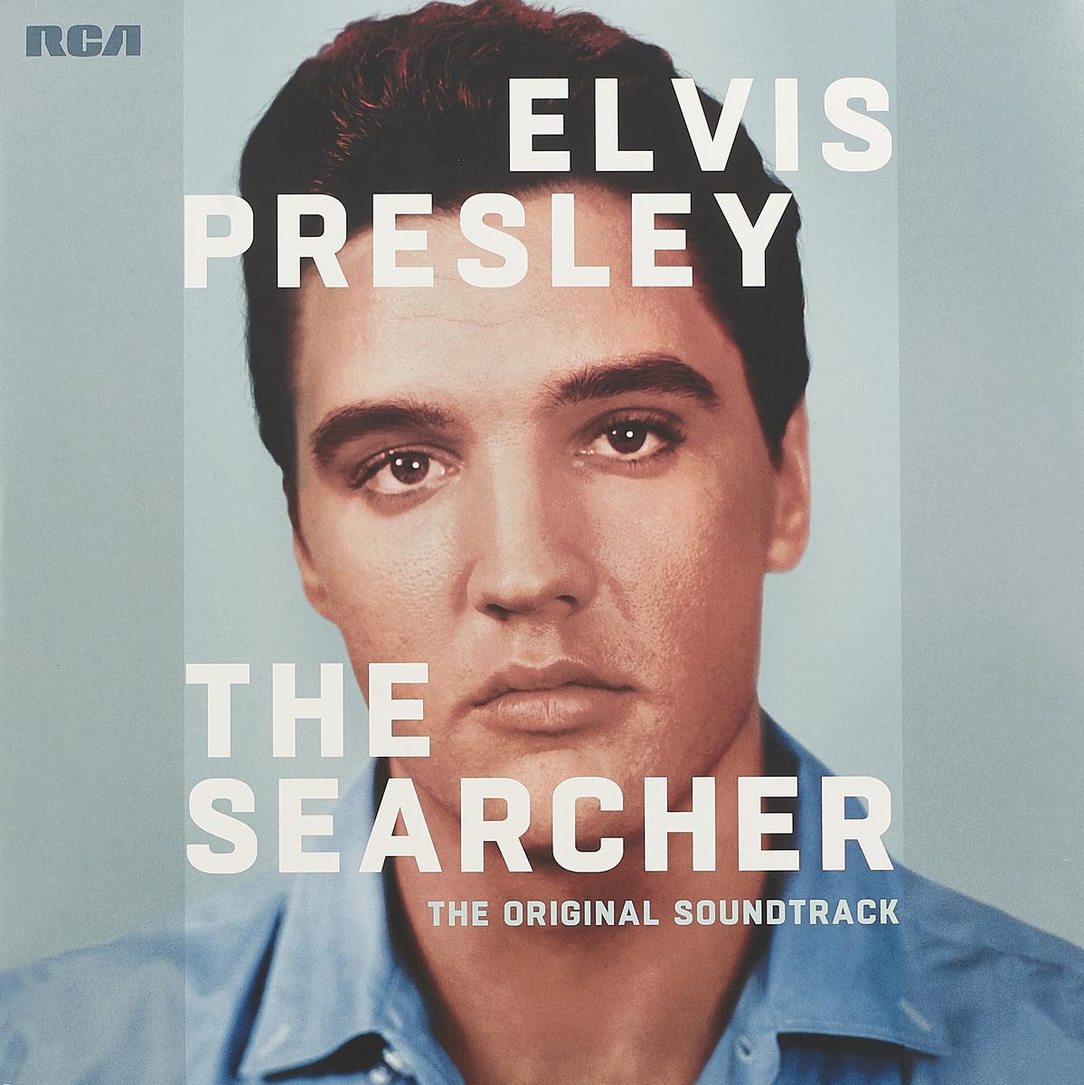 Элвис Пресли Elvis Presley. The Searcher (2 LP) lp cd elvis presley