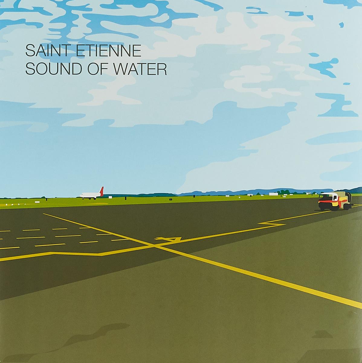цена на Saint Etienne Saint Etienne. Sound Of Water (Re-issue) (LP)