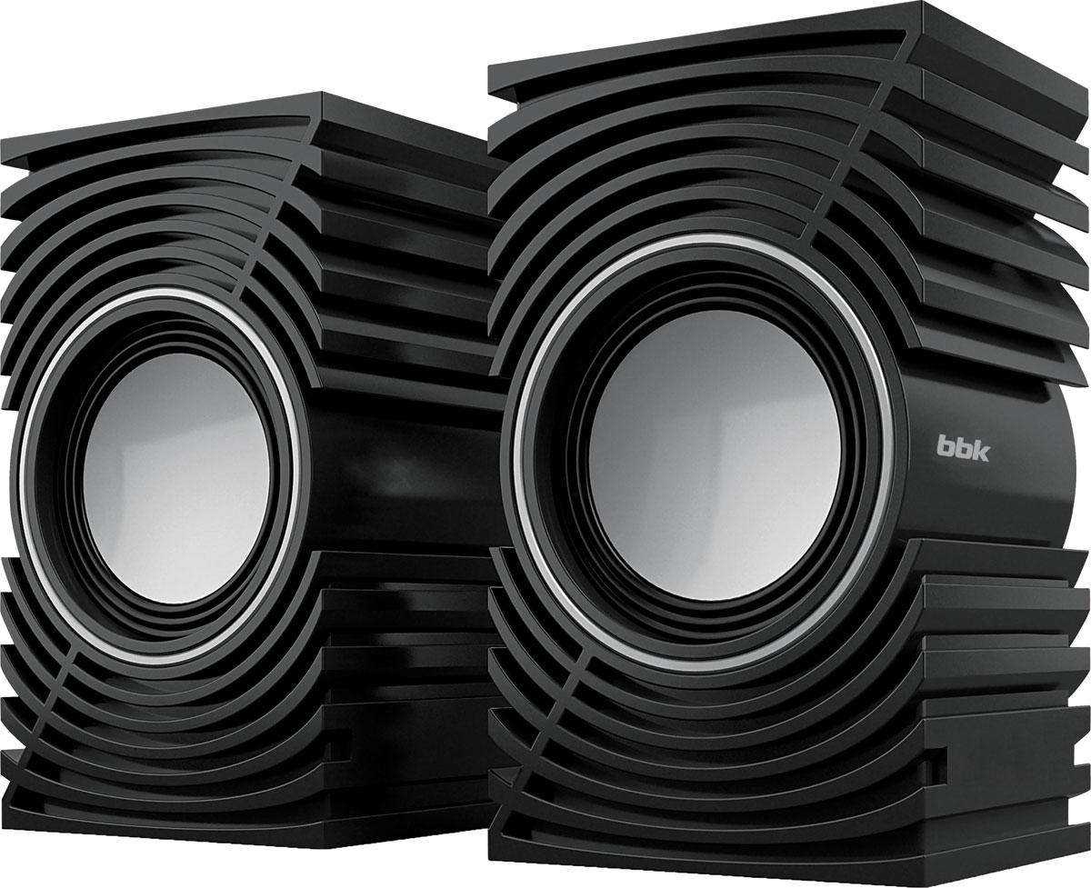 Компьютерная акустика BBK CA-197S, Black