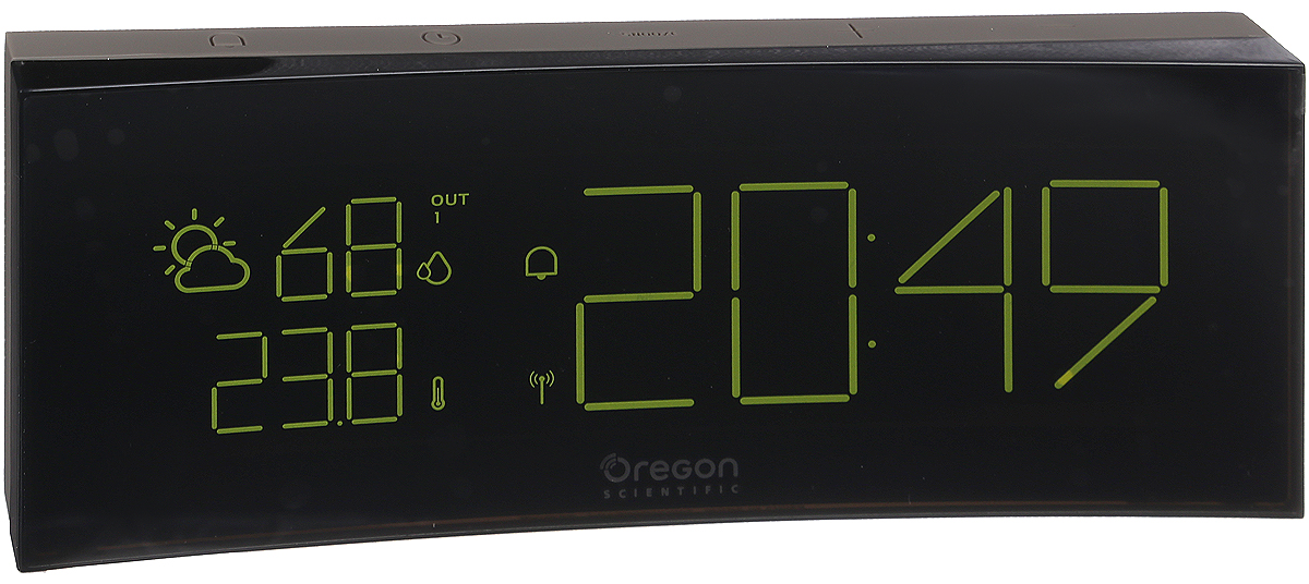 Oregon Scientific BAR292 погодная станция погодная станция oregon scientific rmr262 b