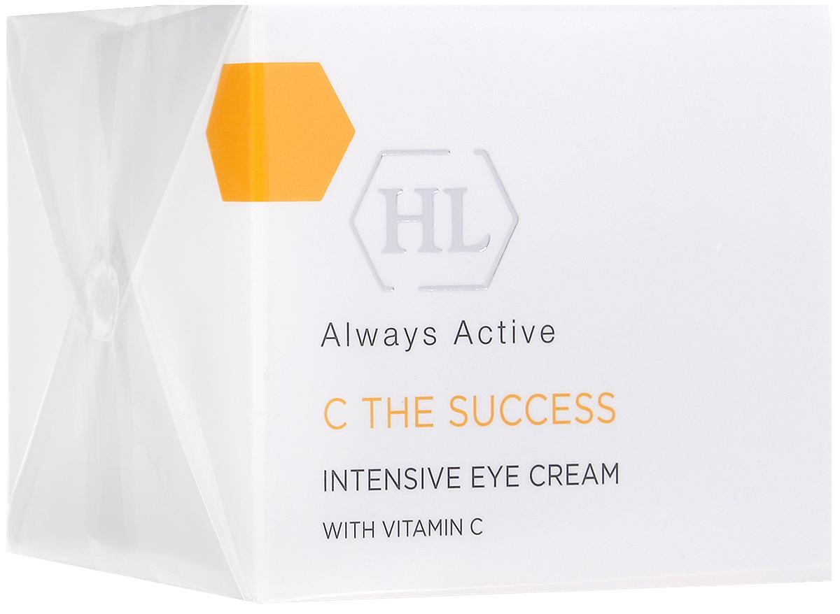 Holy Land Крем для век C The Success Eye Cream 15 мл175099Интенсивный уход за чувствительной кожей под глазами. Активирует естественное производство коллагена. Активно противостоит мелким морщинам, разглаживая их. Ощутимо осветляет темные круги под глазами, убирает отеки, восстанавливает водный баланс и обильно питает. Борется с сухостью и стянутостью кожи, отечностью и воспалениями. Образует защитный барьер для кожи. Рекомендуем!