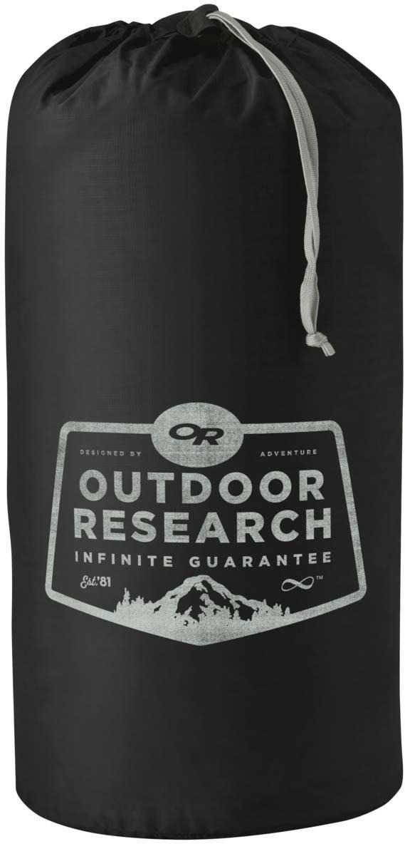 Влагозащитный мешок Outdoor Research Bowser Black, 15 л