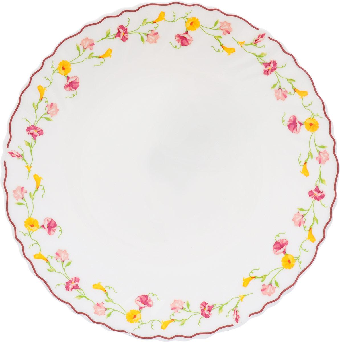 "Тарелка десертная Chinbull ""Эльзас"", диаметр 19 см"