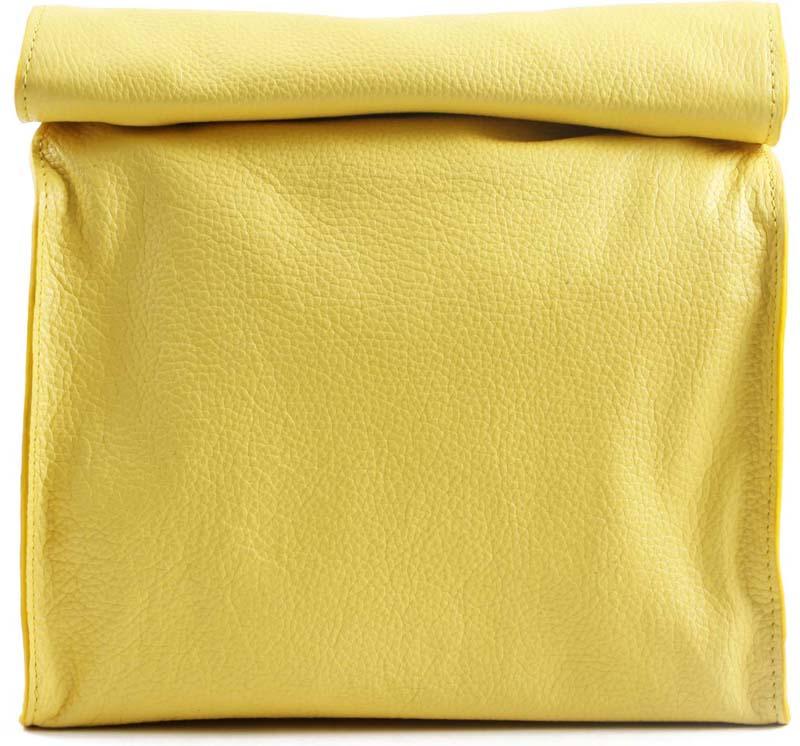 Клатч женский Frija, цвет: желтый. 21-354-16-002-0 кошелёк frija