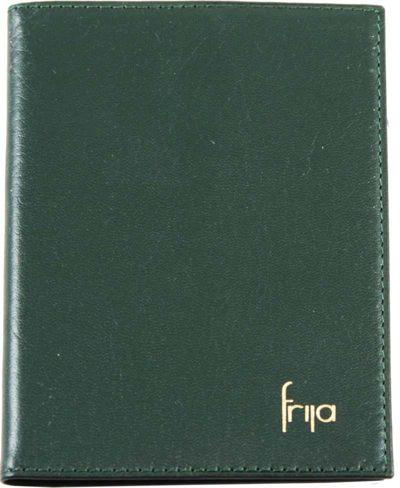 Обложка для паспорта женская Frija, цвет: зеленый. 15-317-13-010-0 frija 21 0173 13