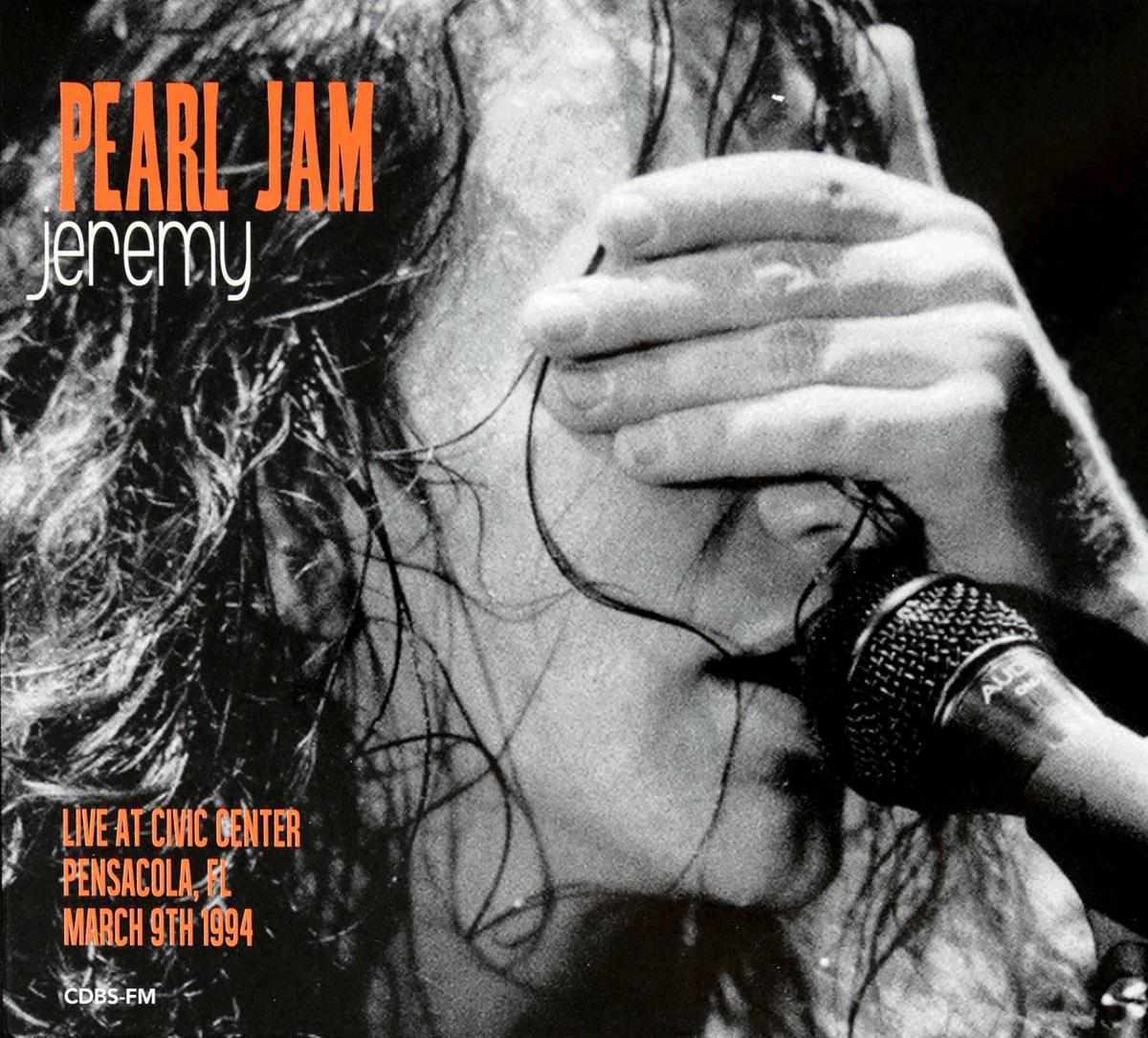 Pearl Jam Pearl Jam. Jeremy: Live At Civic Center pearl jam pearl jam lightning bolt
