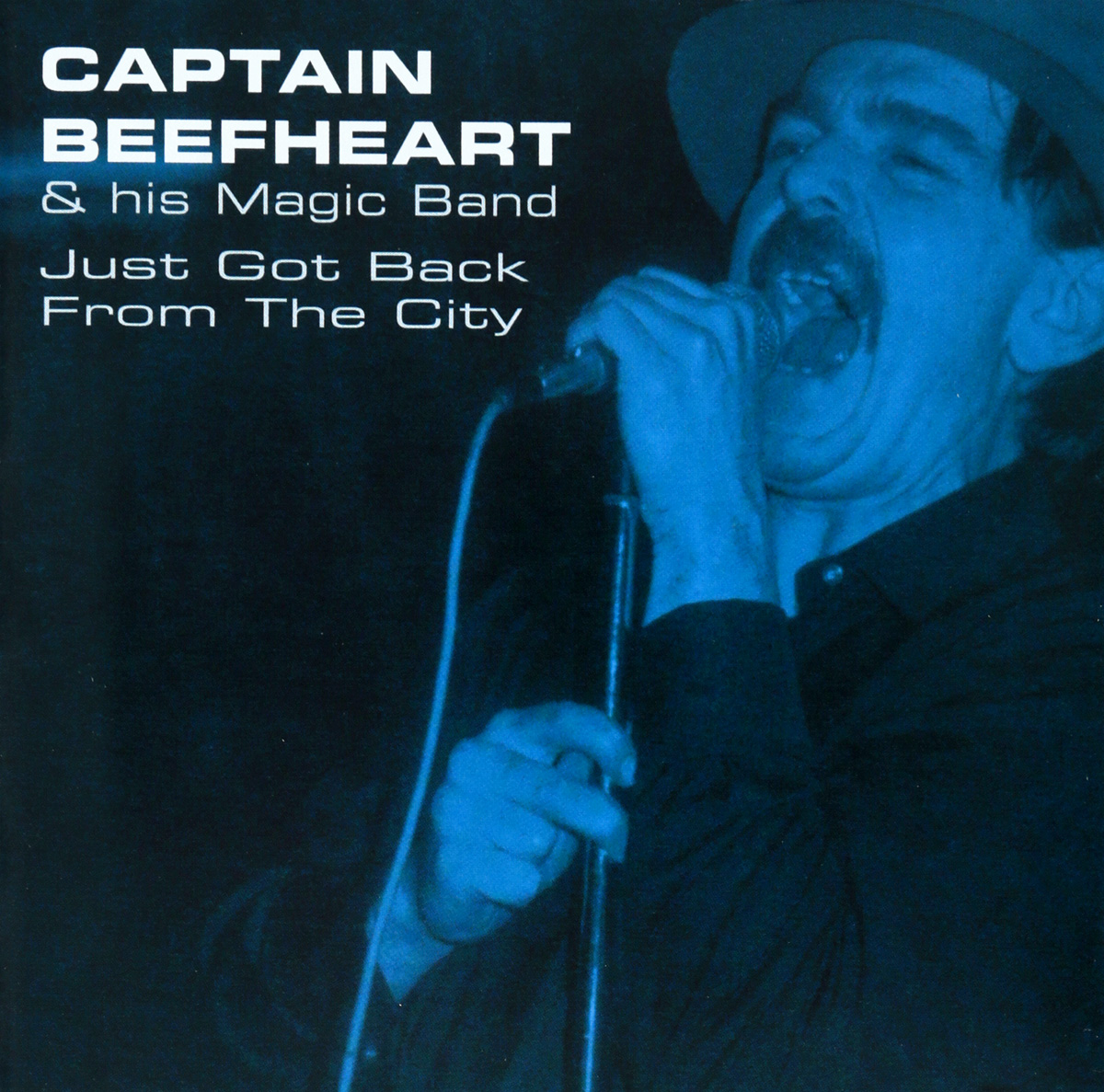 лучшая цена Кэптен Бифхарт Captain Beefheart & His Magic Band. Just Got Back From The City