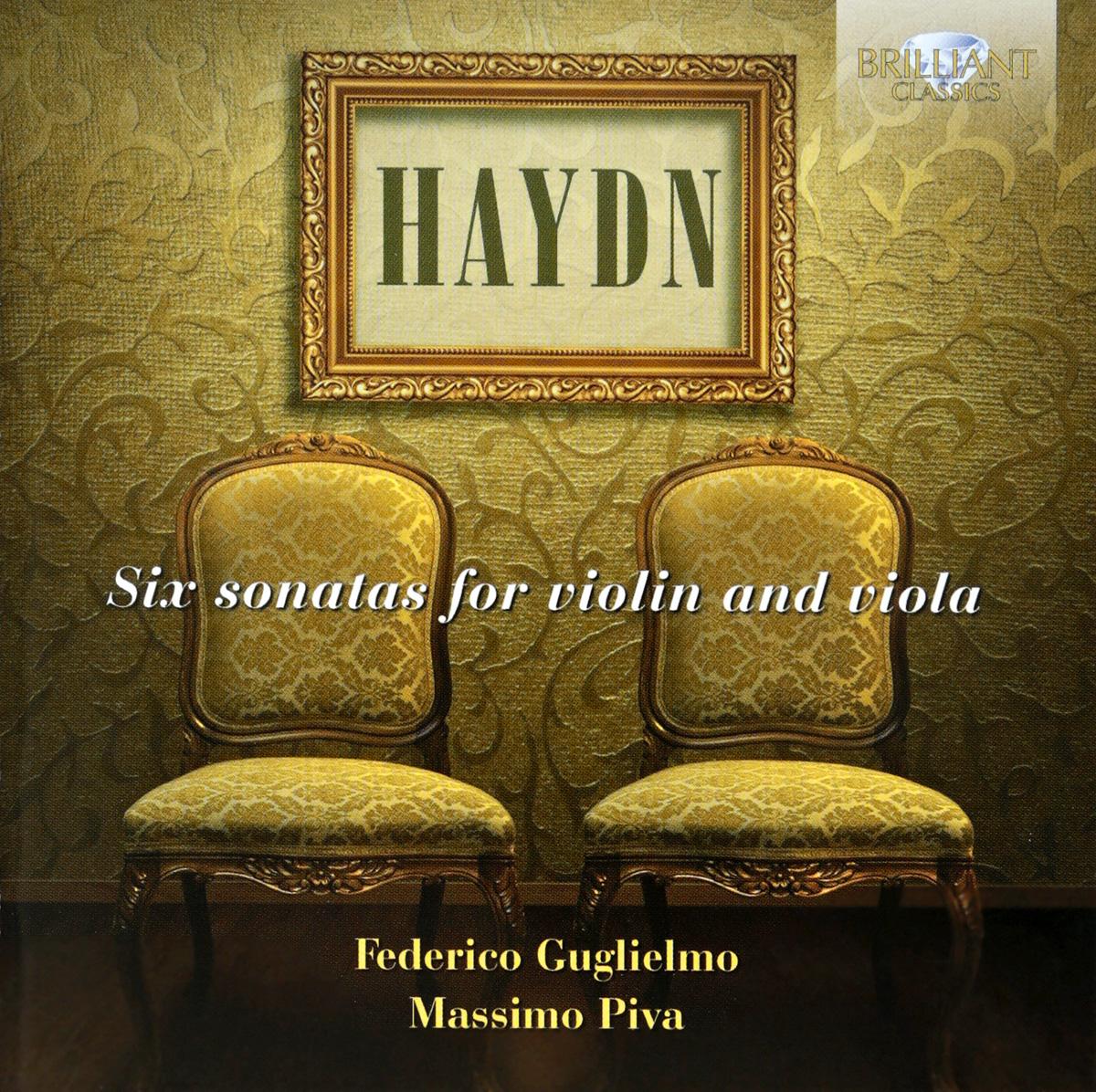 Haydn James J. Haydn. Six Sonatas For Violin & Frederico Guglielmo Massimo Piva james cochran j informs abok