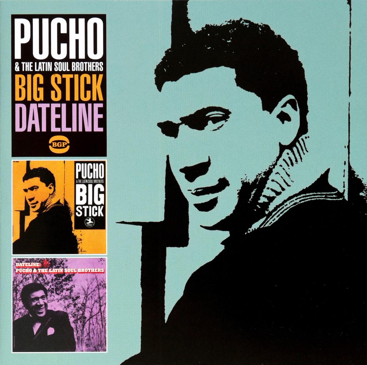 Pucho & His Latin Soul Brothers Pucho & His Latin Soul Brothers. Big Stick / Dateline (LP) цена и фото