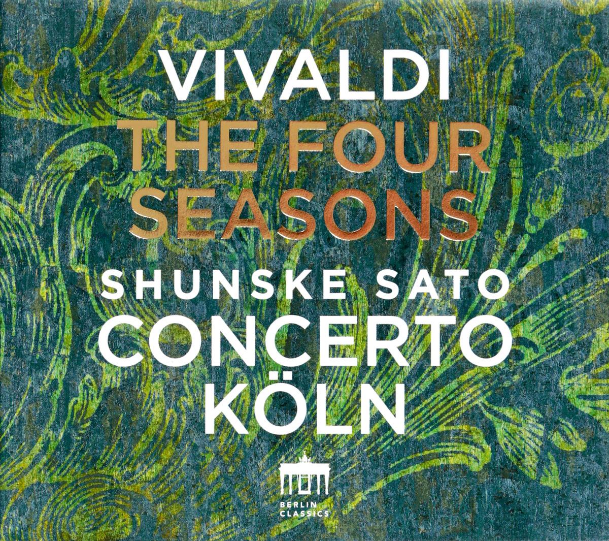 Sato Shunske Shunske Sato Concerto Koln. Antonio Vivaldi. The Four Seasons vivaldi vivalditrevor pinnock the four seasons