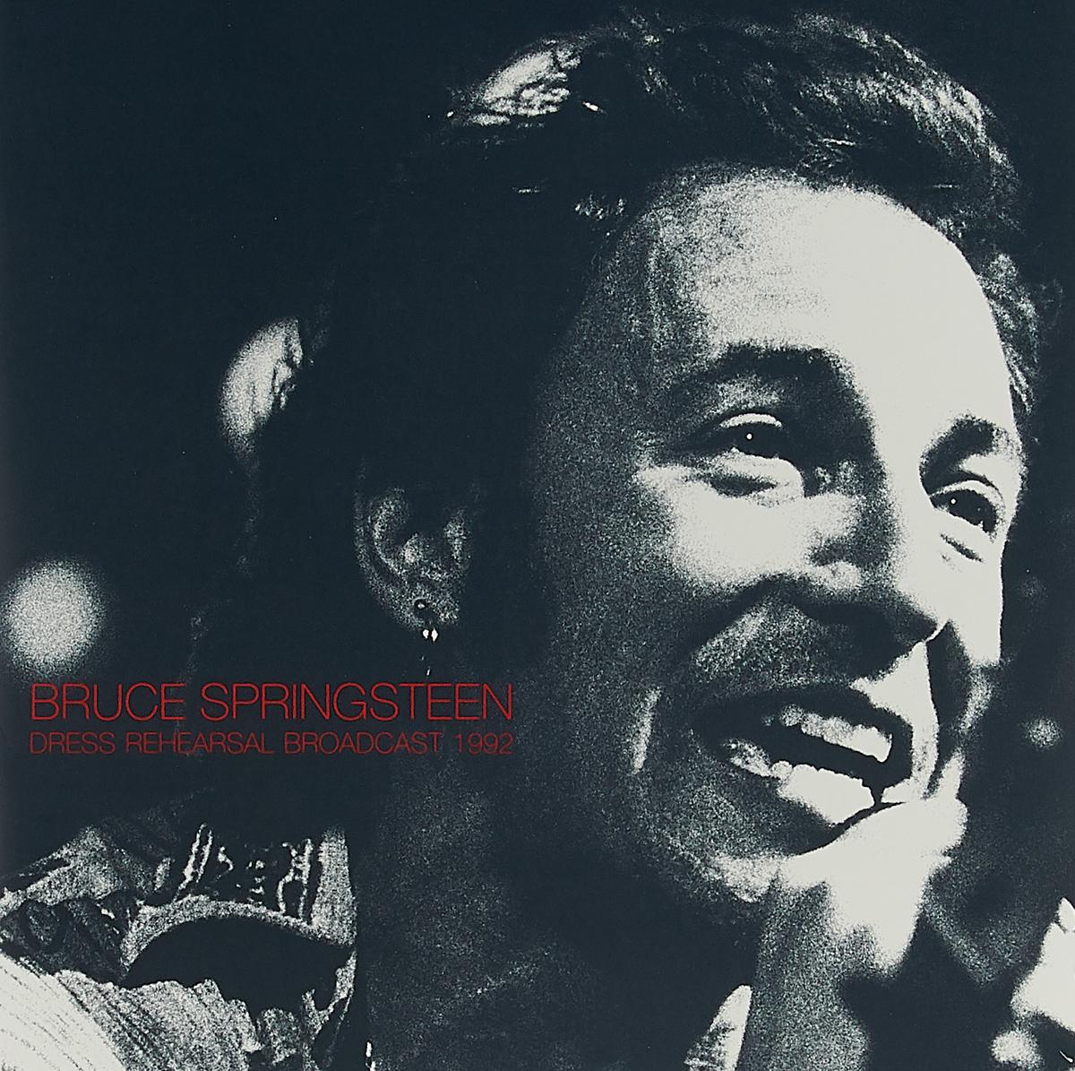 Брюс Спрингстин Bruce Springsteen. Dress Rehearsal Broadcast 1992 (2 LP) брюс спрингстин bruce springsteen passaic night 1978 the classic new jersey broadcast volume two 2 lp