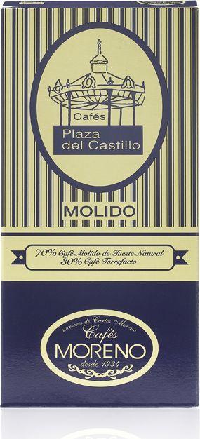 Cafes Plaza del Castillo Кофе молотый, 250 г (70% натуральная обжарка 30% торрефакто) trish morey secrets of castillo del arco