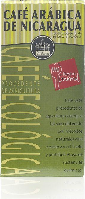 Cafes Plaza del Castillo Кофе органический молотый Organic, 250 г trish morey secrets of castillo del arco