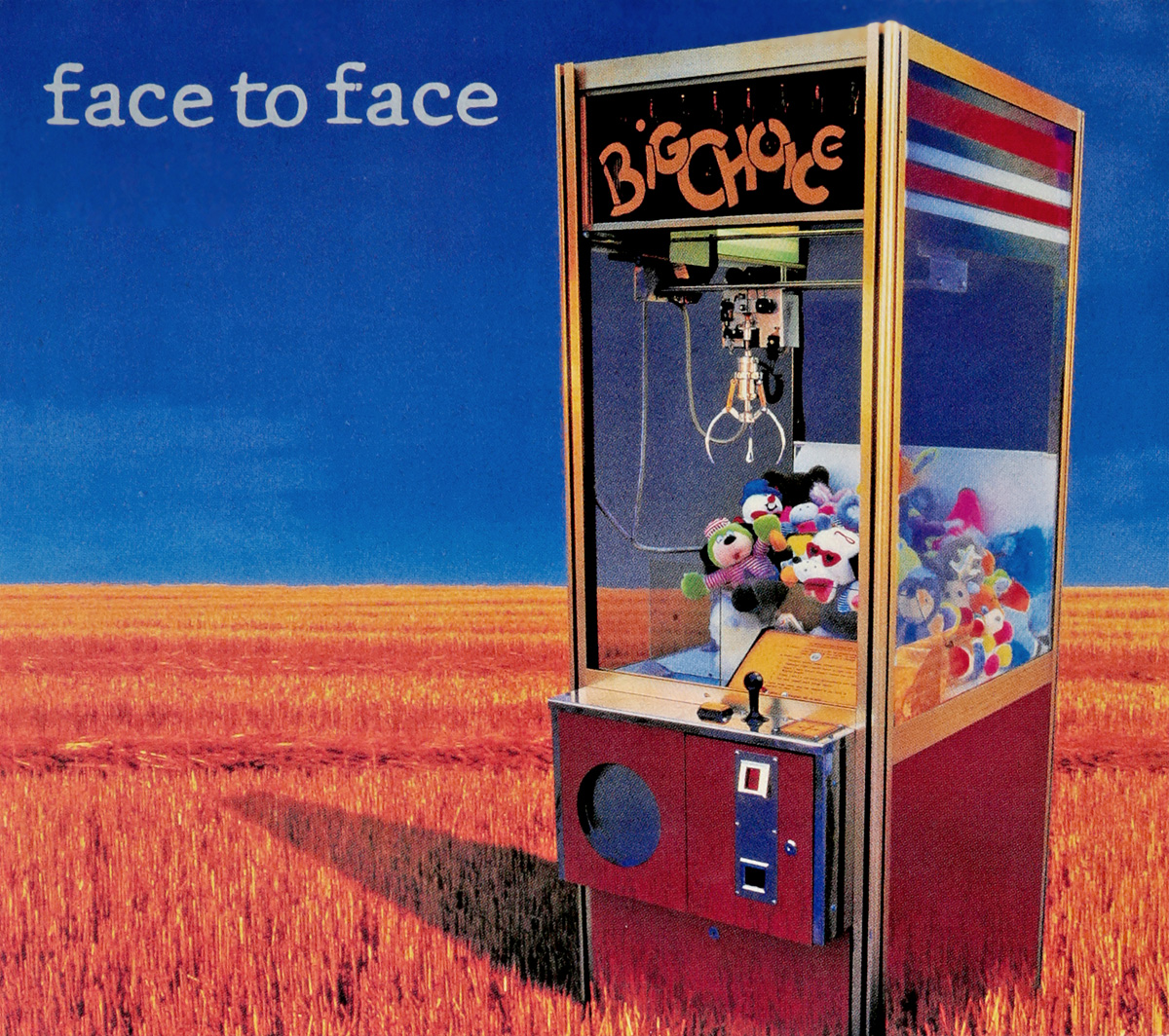 Фото - Face To Face Face To Face. Big Choice (2016 Reissue) face to face короткое платье