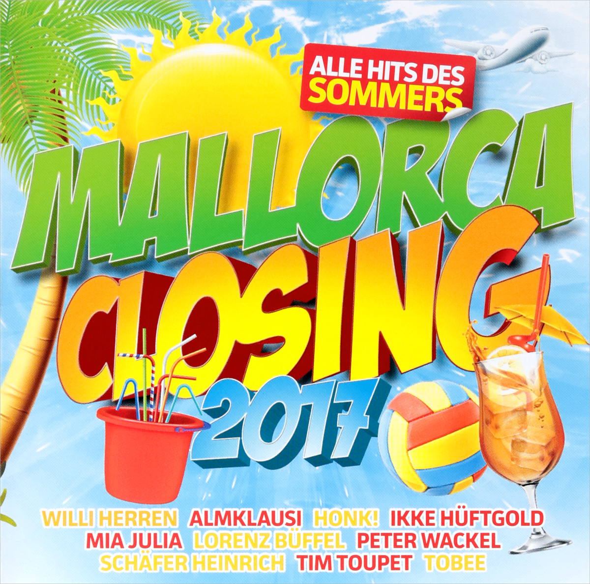 Various Artists Various Artists. Mallorca Closing 2017 - Alle Hits Des Sommers (2 CD) недорого