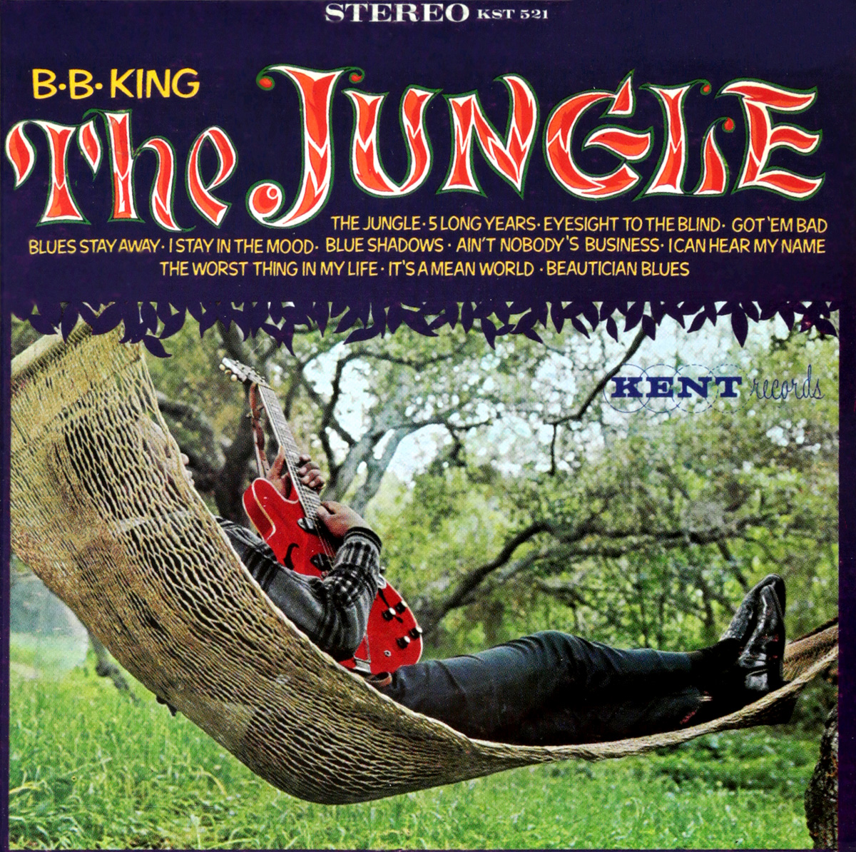 Би Би Кинг B.B. King. The Jungle би би кинг b b king