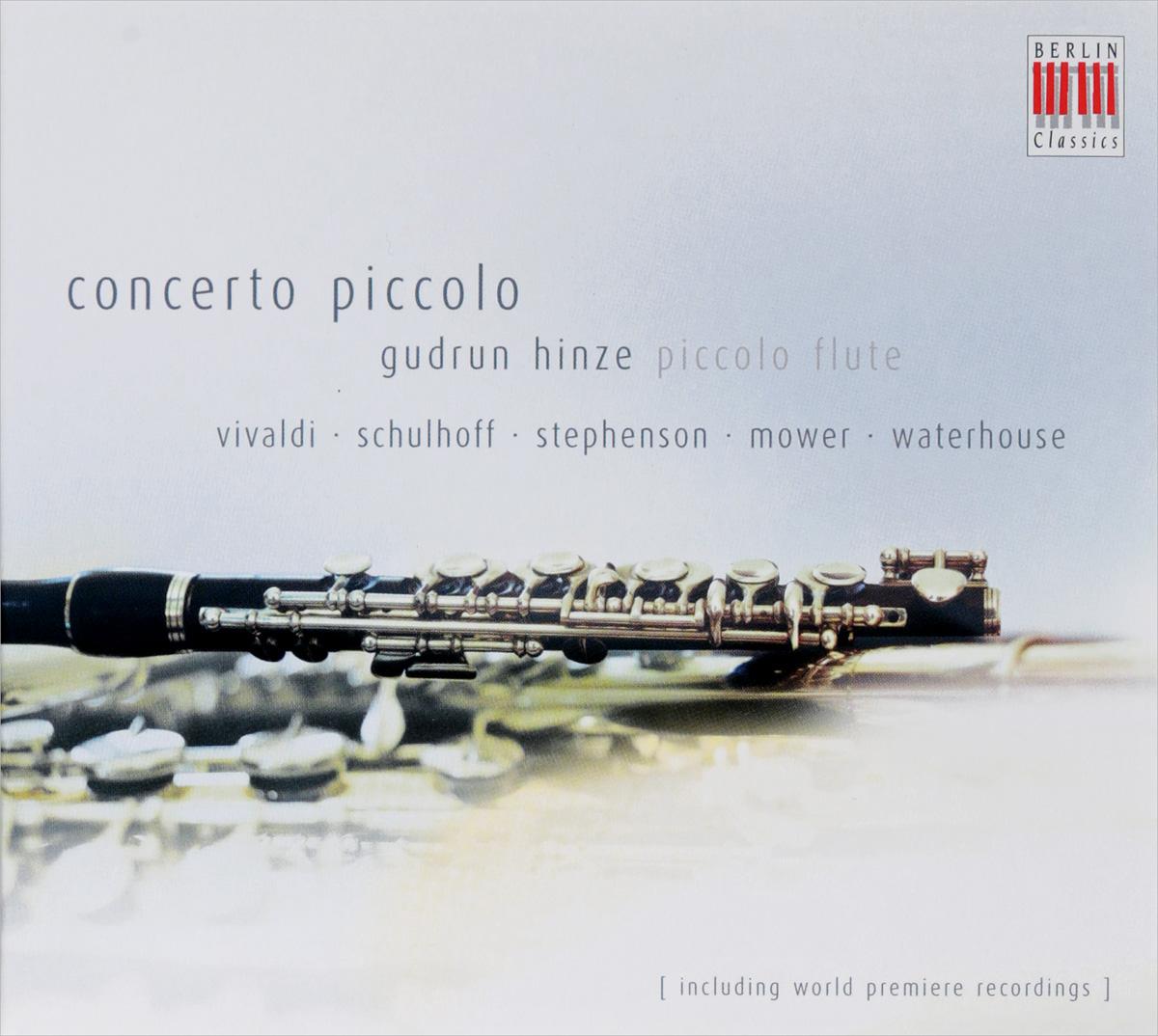 Gewandhausorchester Leipzig Gudrun Hinze Piccolo Flute. Concerto Piccolo цены онлайн