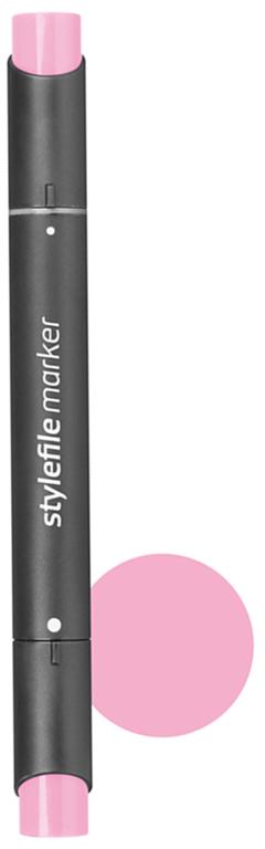 Stylefile Маркер двухсторонний Classic цвет 452 розовая роза