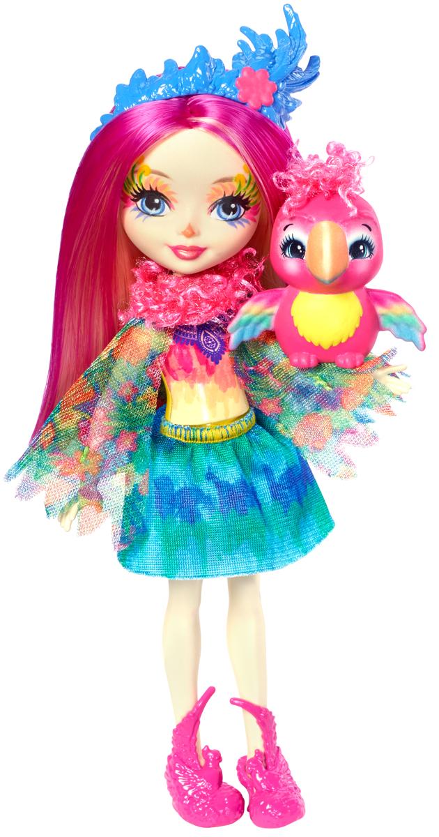Enchantimals Игровой набор Кукла со зверюшкой FNH22_FJJ21 кукла enchantimals с любимой зверюшкой dvh87 fnh22 кейли коровка